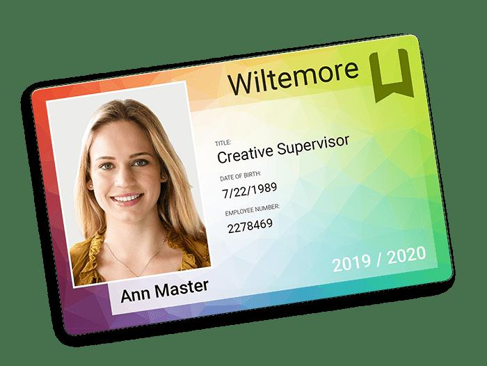 CardsOnline ID Card