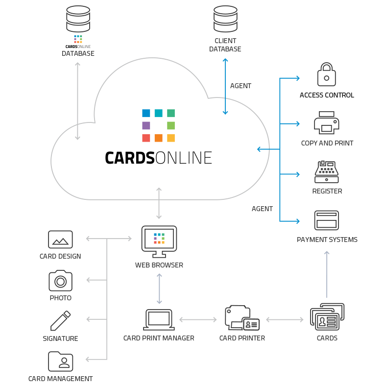 CardsOnline Overview