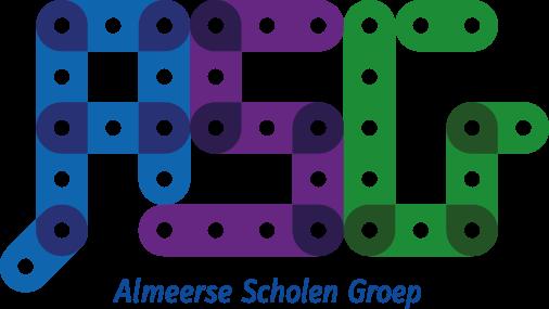 Almeerse Scholen Groep logo